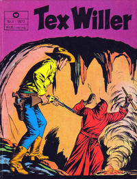 Cover Thumbnail for Tex Willer (Semic, 1977 series) #1/1977