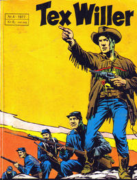 Cover Thumbnail for Tex Willer (Semic, 1977 series) #4/1977