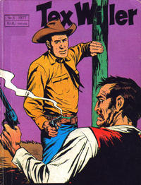 Cover Thumbnail for Tex Willer (Semic, 1977 series) #5/1977