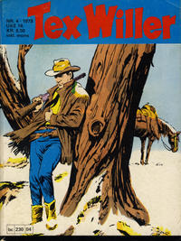 Cover Thumbnail for Tex Willer (Semic, 1977 series) #4/1978