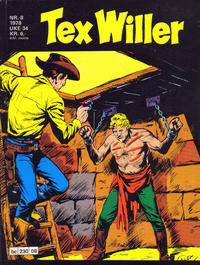 Cover Thumbnail for Tex Willer (Semic, 1977 series) #8/1978