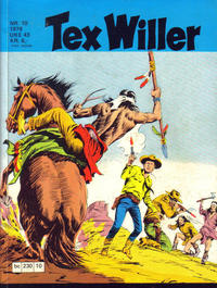 Cover Thumbnail for Tex Willer (Semic, 1977 series) #10/1978