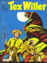 Cover Thumbnail for Tex Willer (Semic, 1977 series) #14/1980