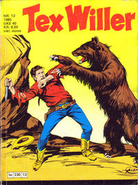 Cover Thumbnail for Tex Willer (Semic, 1977 series) #13/1980