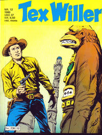 Cover Thumbnail for Tex Willer (Semic, 1977 series) #12/1980