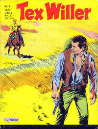 Cover Thumbnail for Tex Willer (Semic, 1977 series) #1/1979