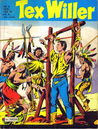 Cover Thumbnail for Tex Willer (Semic, 1977 series) #4/1979