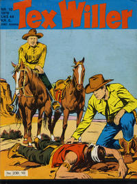 Cover Thumbnail for Tex Willer (Semic, 1977 series) #10/1979