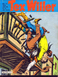Cover Thumbnail for Tex Willer (Semic, 1977 series) #11/1979