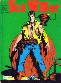 Cover Thumbnail for Tex Willer (Semic, 1977 series) #10/1980