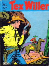 Cover Thumbnail for Tex Willer (Semic, 1977 series) #7/1980