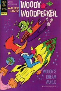 Cover Thumbnail for Walter Lantz Woody Woodpecker (Western, 1962 series) #141