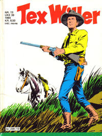 Cover Thumbnail for Tex Willer (Semic, 1977 series) #13/1984