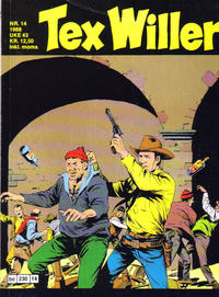 Cover Thumbnail for Tex Willer (Semic, 1977 series) #14/1988