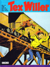 Cover Thumbnail for Tex Willer (Semic, 1977 series) #15/1988