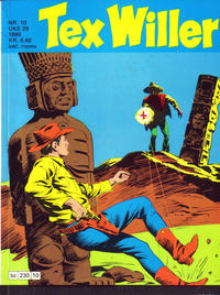 Cover Thumbnail for Tex Willer (Semic, 1977 series) #10/1986