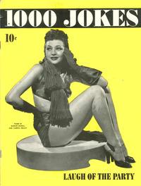 Cover Thumbnail for 1000 Jokes (Dell, 1939 series) #20