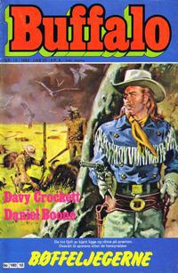 Cover Thumbnail for Buffalo (Semic, 1982 series) #10/1982