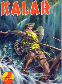 Cover for Kalar (Serieforlaget / Se-Bladene / Stabenfeldt, 1971 series) #3/1971