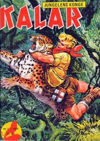 Cover Thumbnail for Kalar (Serieforlaget / Se-Bladene / Stabenfeldt, 1971 series) #7/1972