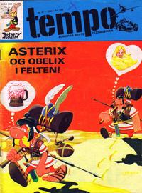 Cover Thumbnail for Tempo (Hjemmet / Egmont, 1966 series) #37/1969