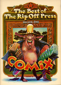 Cover Thumbnail for The Best of The Rip Off Press (Rip Off Press, 1973 series) #1 - Comix
