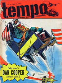 Cover Thumbnail for Tempo (Hjemmet / Egmont, 1966 series) #13/1967
