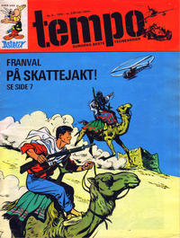 Cover Thumbnail for Tempo (Hjemmet / Egmont, 1966 series) #9/1970