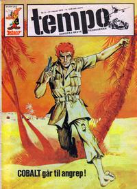 Cover Thumbnail for Tempo (Hjemmet / Egmont, 1966 series) #9/1973