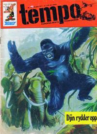 Cover Thumbnail for Tempo (Hjemmet / Egmont, 1966 series) #16/1973
