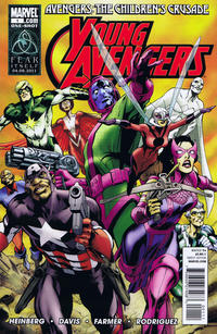 Cover Thumbnail for Avengers: The Children's Crusade - Young Avengers (Marvel, 2011 series) #1