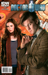 Cover Thumbnail for Doctor Who (IDW, 2011 series) #2 [Cover B]