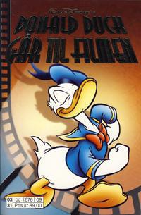 Cover Thumbnail for Donald Duck Tema pocket; Walt Disney's Tema pocket (Hjemmet / Egmont, 1997 series) #[11] - Donald Duck går til filmen