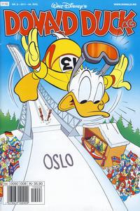 Cover Thumbnail for Donald Duck & Co (Hjemmet / Egmont, 1948 series) #8/2011