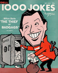 Cover for 1000 Jokes (Dell, 1939 series) #87