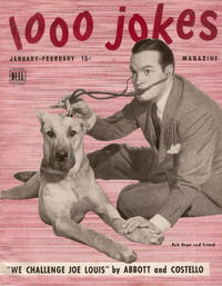 Cover Thumbnail for 1000 Jokes (Dell, 1939 series) #37