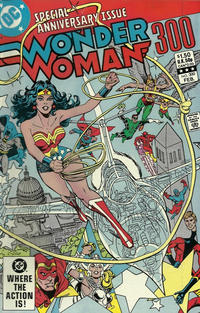 Cover Thumbnail for Wonder Woman (DC, 1942 series) #300 [Direct]