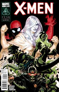 Cover Thumbnail for X-Men (Marvel, 2010 series) #9