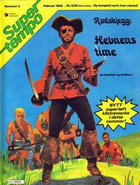 Cover Thumbnail for Supertempo (Hjemmet / Egmont, 1979 series) #2/1980
