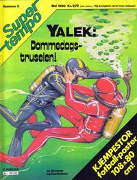 Cover Thumbnail for Supertempo (Hjemmet / Egmont, 1979 series) #5/1980