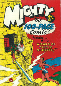 Cover Thumbnail for Mighty The 100-Page Comic! (K. G. Murray, 1957 series) #2