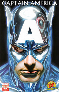 Cover Thumbnail for Captain America (Marvel, 2005 series) #34 [Alex Ross Dynamic Forces Variant]