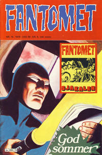 Cover Thumbnail for Fantomet (Semic, 1976 series) #15/1978