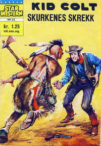 Cover Thumbnail for Star Western (Illustrerte Klassikere / Williams Forlag, 1964 series) #35