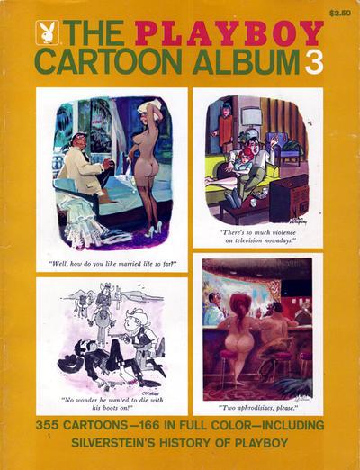 Cover for The Playboy Cartoon Album (Playboy Press, 1963 series) #3