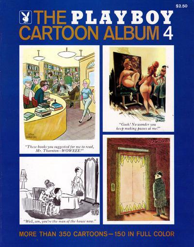 Cover for The Playboy Cartoon Album (Playboy Press, 1963 series) #4