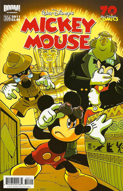 Cover for Mickey Mouse (Boom! Studios, 2011 series) #306