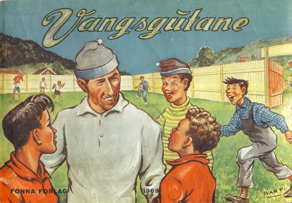 Cover for Vangsgutane (Fonna Forlag, 1941 series) #1969