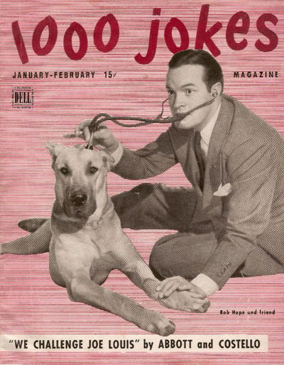 Cover for 1000 Jokes (Dell, 1939 series) #37