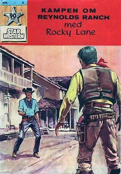 Cover for Star Western (Illustrerte Klassikere / Williams Forlag, 1964 series) #2